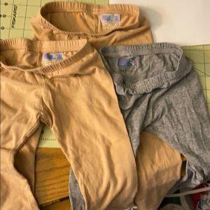 Snoozzz'n leggings 3 pairs unisex